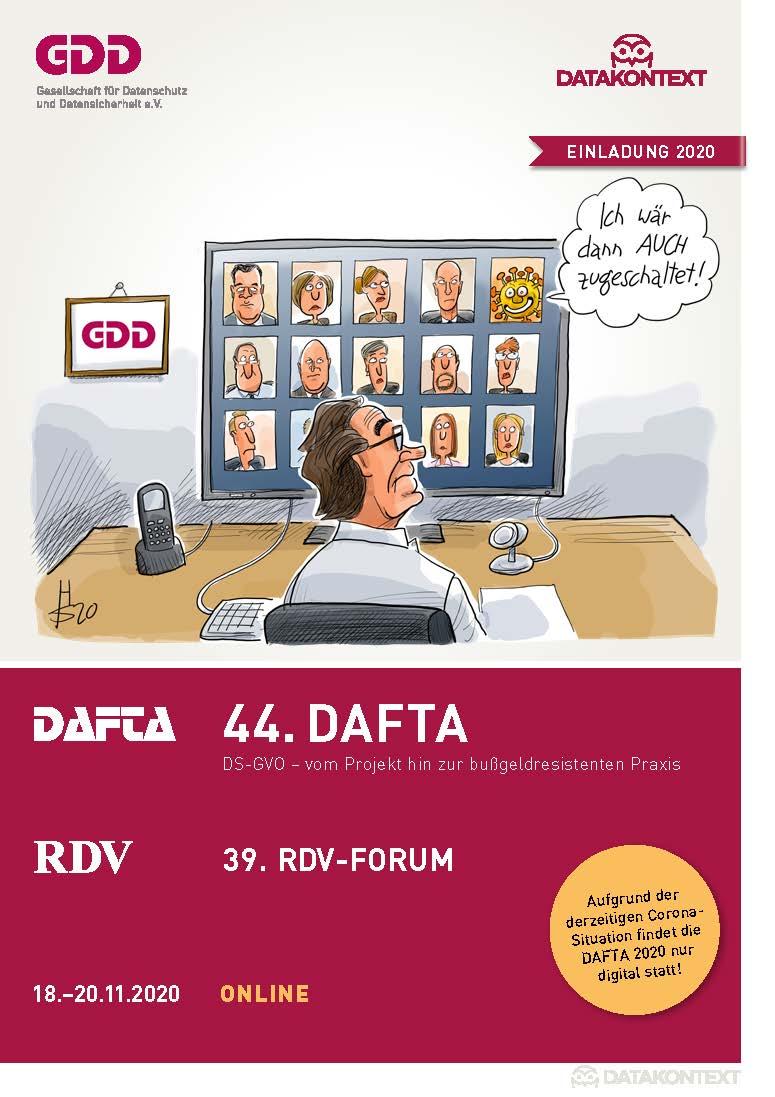 39. RDV-Forum