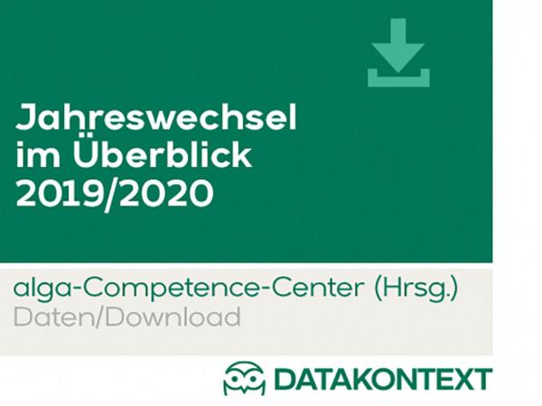 Jahreswechsel im Überblick 2019/2020 (PDF-Firmenlizenz)