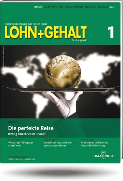 LOHN+GEHALT