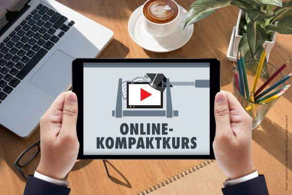 Online-Kompaktkurs:  IT-Sicherheit und Home-Office