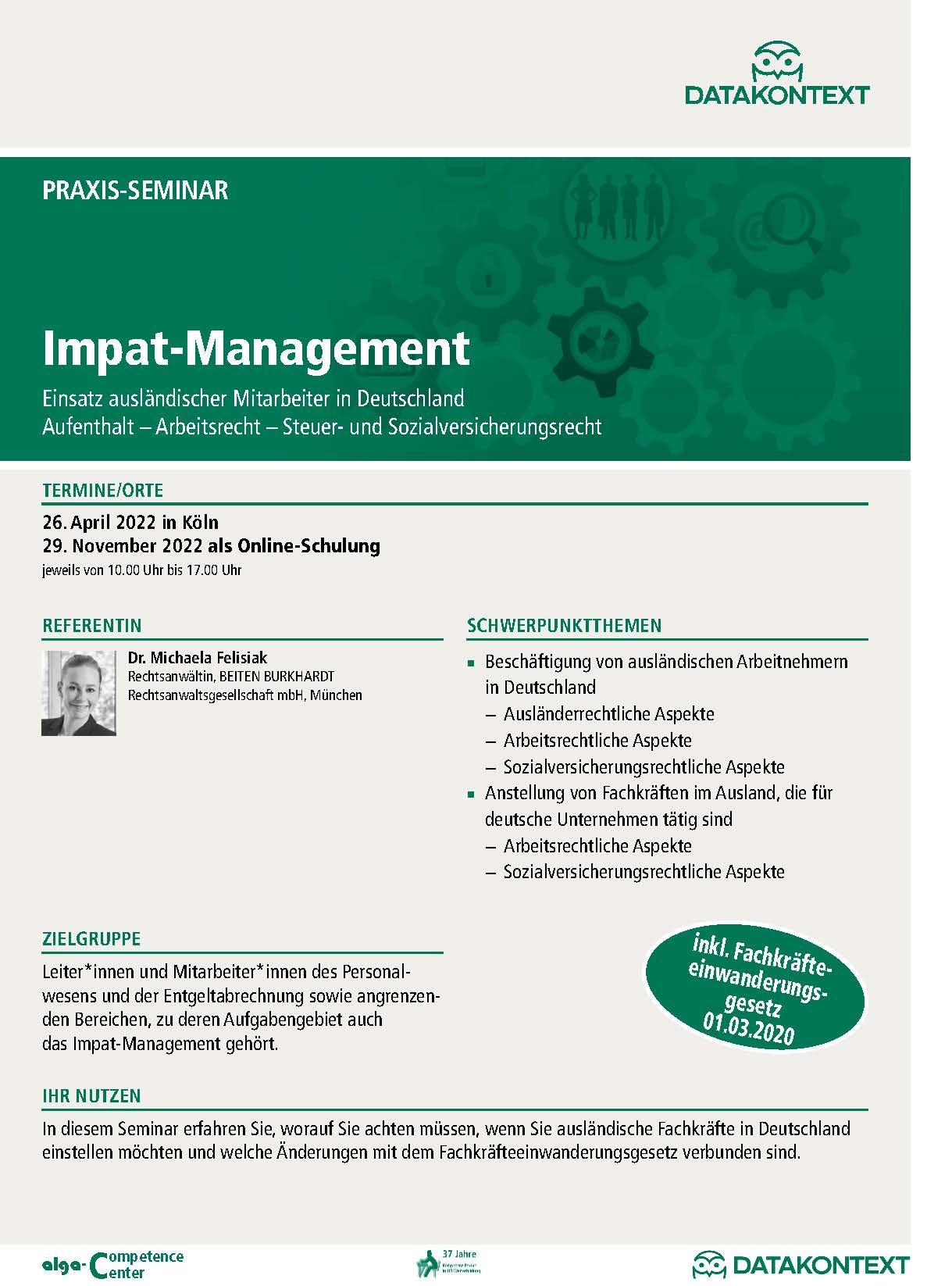 Impat-Management