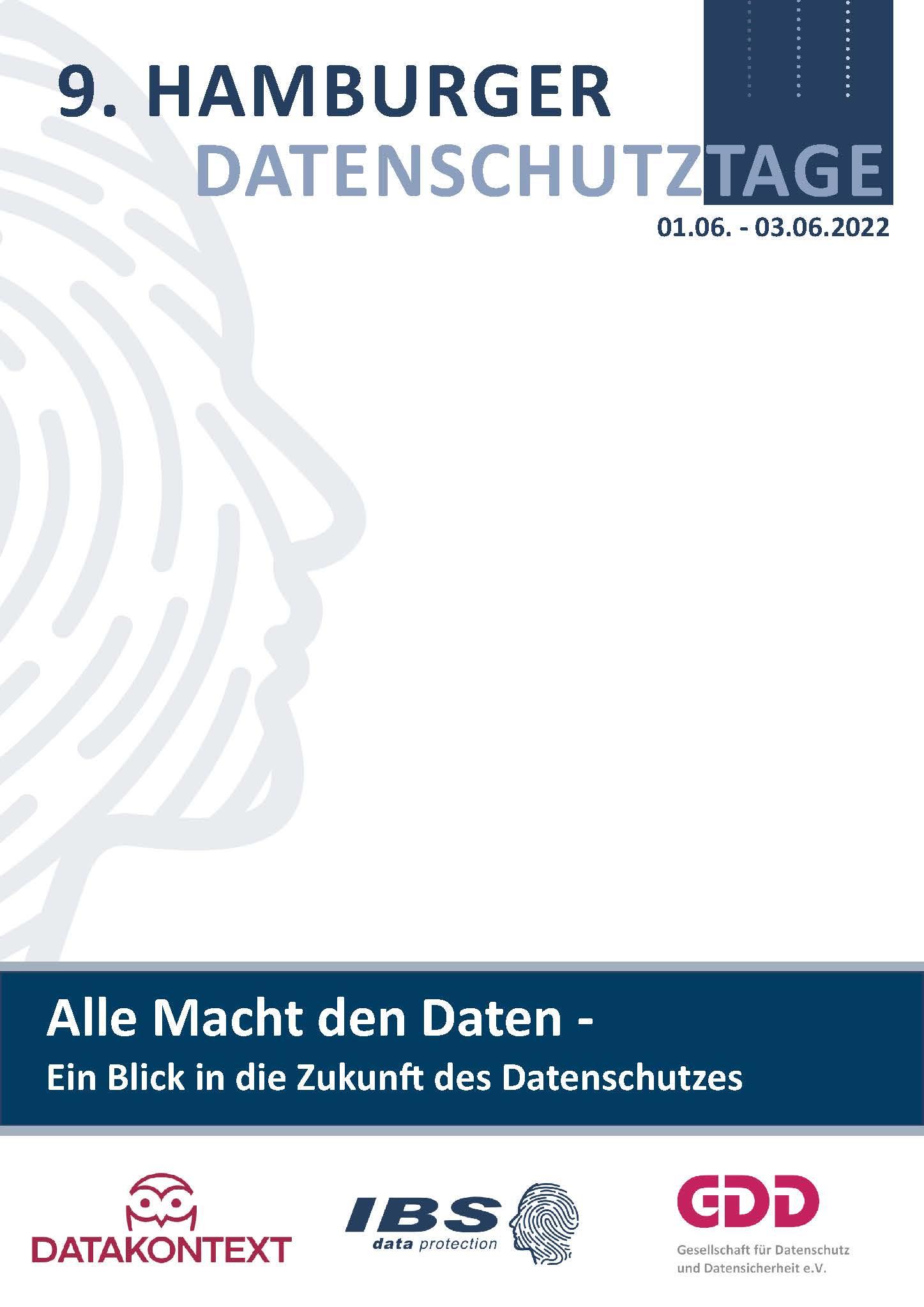 9. Hamburger Datenschutztage