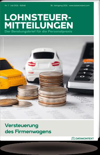 Lohnsteuer-Mitteilungen