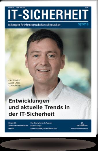 IT-Sicherheit 5/2019
