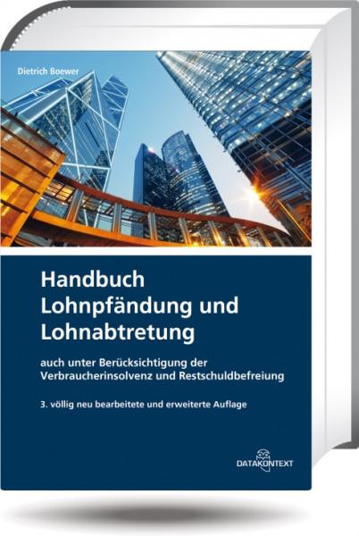 Handbuch Lohnpfändung und Lohnabtretung