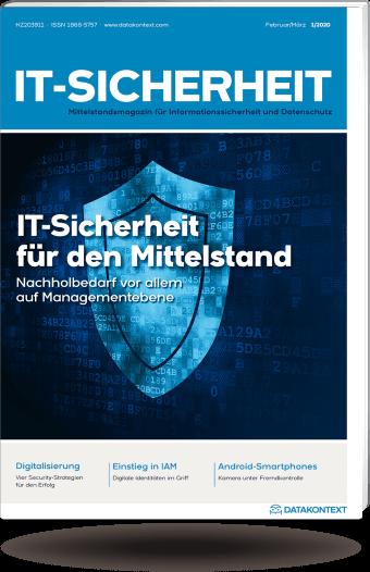 IT-Sicherheit 1/2020